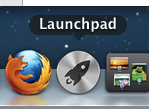 Launcher Mac OS X Mountain Lion
