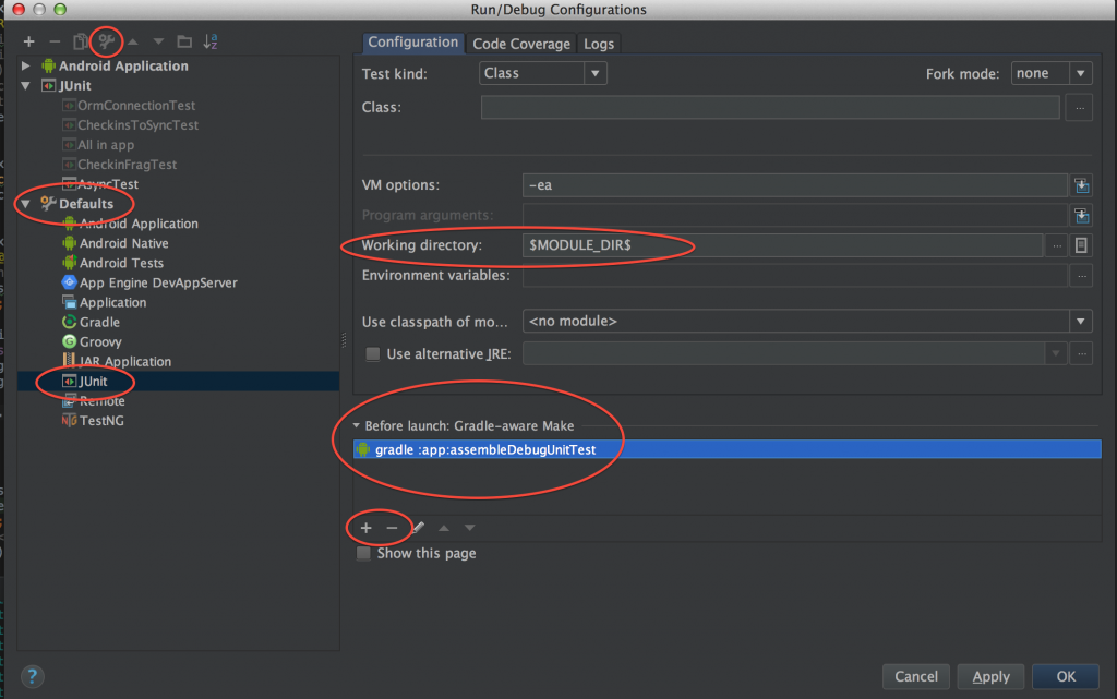 android-studio-debug-edit-configuration-screen